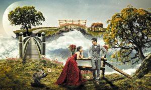 Contratar un mago para bodas-PIXA